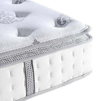 Marquis 12 in. Gel Foam and Innersrping Hybrid Mattress, Multiple Sizes