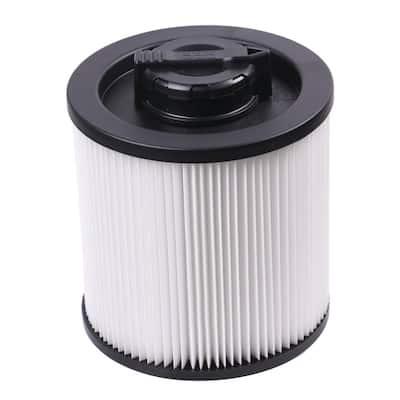 6 Gal. to 16 Gal. Cartridge Filter for Regular for Wet/Dry Vacuum