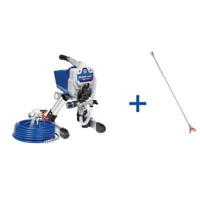 ProX17 Stand Airless Paint Sprayer with 20 in. Tip Extension