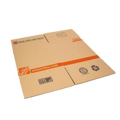 Heavy-Duty Moving Box 20-Pack (20 in. L x 20 in. W x 20 in. D)