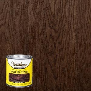 8 oz. Dark Walnut Classic Wood Interior Stain (4-Pack)