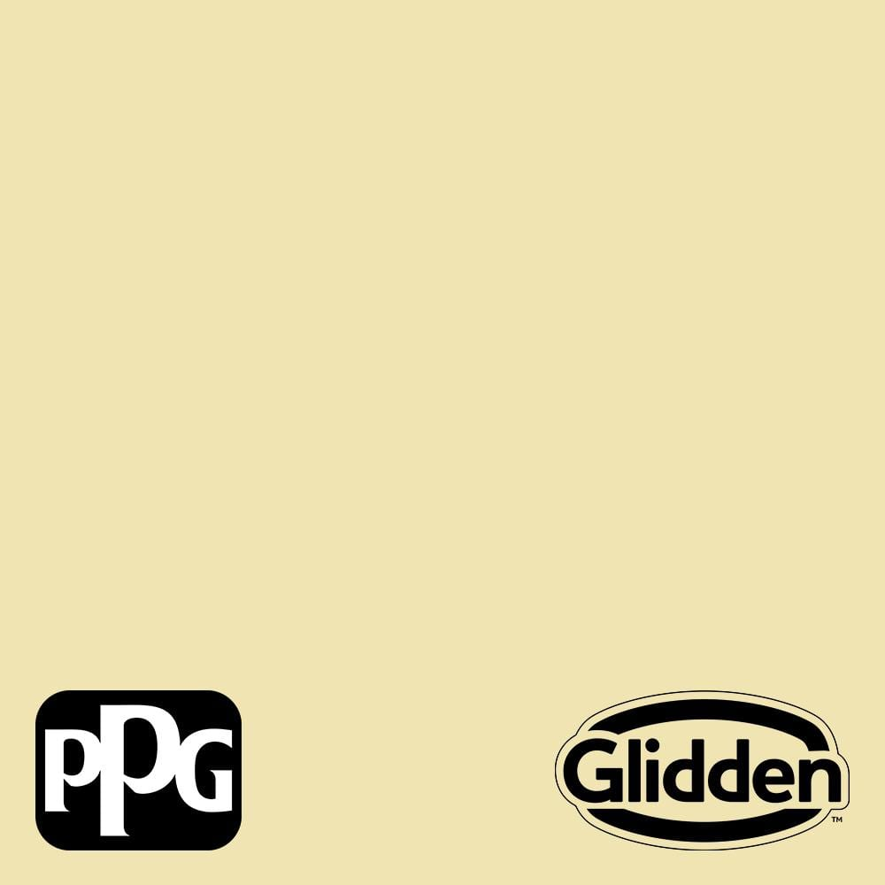 Ppg Diamond 1 Gal Ppg1108 3 Butter Cookie Satin Interior Paint With Primer Ppg1108 3d 01sa The Home Depot
