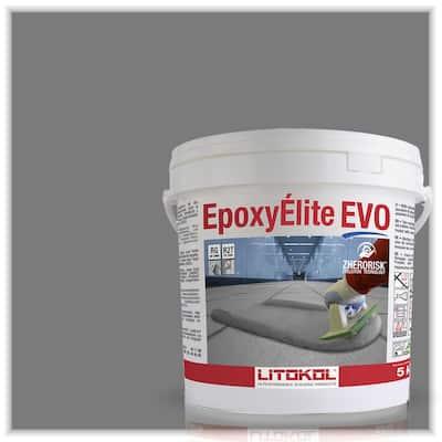EpoxyElite EVO 125 Grigio Cemento 5 kg - 11 lbs.