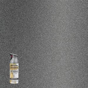 11 oz. All Surface Aged Metallic Weathered Steel Spray Paint (6-Pack)
