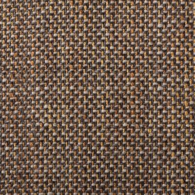 Nurten Orange and Grey 5 ft. x 8 ft. Area Rug