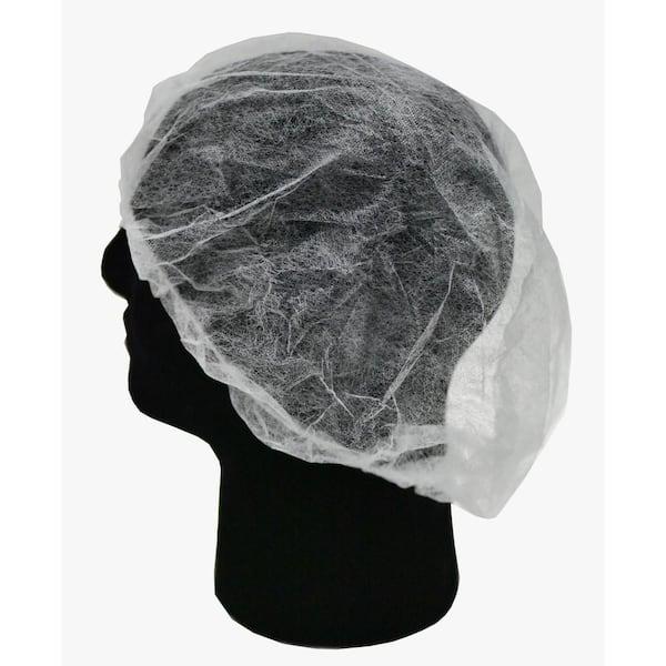 2000 Disposable Hair Nets Mob Caps Head Beard Cover Mob Cap Hair Net Non Woven