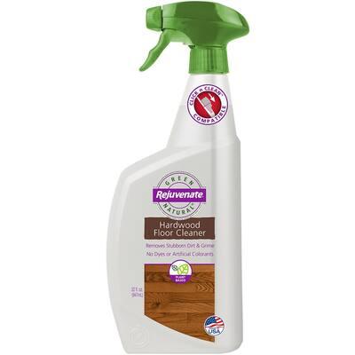 32 oz. Green Natural Hardwood Floor Cleaner