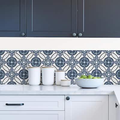 Fez Blue Tile Decal Kit