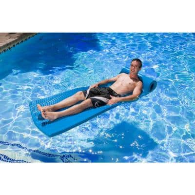 Foam Soft Tropic Swimming Pool Float Mattress