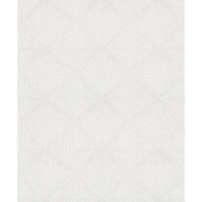 Mayra Grey Diamond Grey Wallpaper Sample