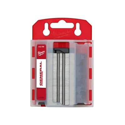 General Purpose Utility Blades with Dispenser (100-Piece)