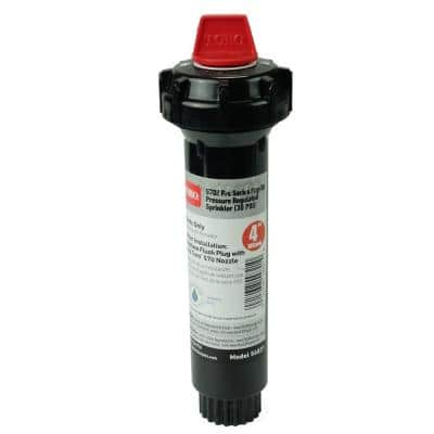 570Z Pro Series 4 in. Body Only Pop-Up Pressure-Regulated Sprinkler