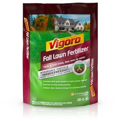 1.1 lb. 5,000 sq. ft. Fall Lawn Fertilizer