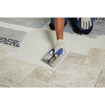FlexBond 50 lb. White Crack Prevention Mortar