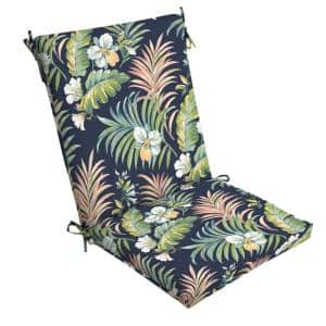 20 in. x 24 in. Simone Tropical Outdoor Chair Cushion