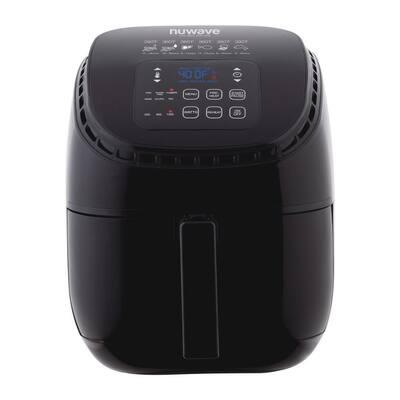 Brio 3 Qt. Black Air Fryer