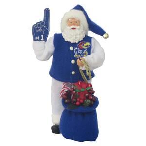 12 in. Kansas #1 Santa