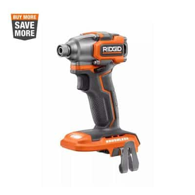 18V Brushless SubCompact 1/4 in. Impact Driver (Tool Only)