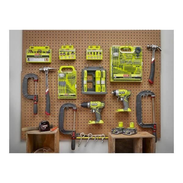 Ryobi Dockit Storage System Tray Ar2084 The Home Depot