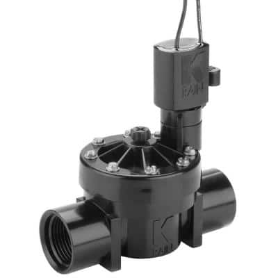 Pro Series 150 1 in. In-Line Electric Valve