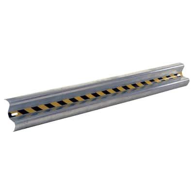 96 in. Galvanized Steel Guard Rail