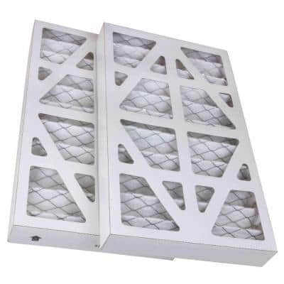 5-Micron Outer Air Filters for 300/350/400CFM Air Filtration Systems (2-Pack)