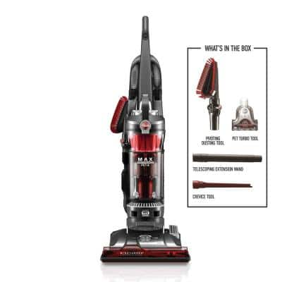 WindTunnel 3 Max Performance Pet Bagless Upright Vacuum Cleaner Machine with HEPA Media Filtration