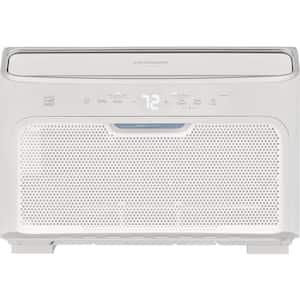 12,000 BTU Inverter Quiet Temp Smart Room Air Conditioner in White