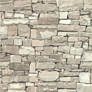 Advantage Kaden Bone Branches Taupe Wallpaper Sample 2811 Sy33022sam The Home Depot