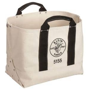 17 in. Canvas Tool Bag