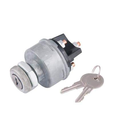 30 Amp Acc-Off Ignition-Start Key Switch