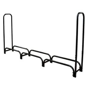 8 ft. Firewood Rack with Cover