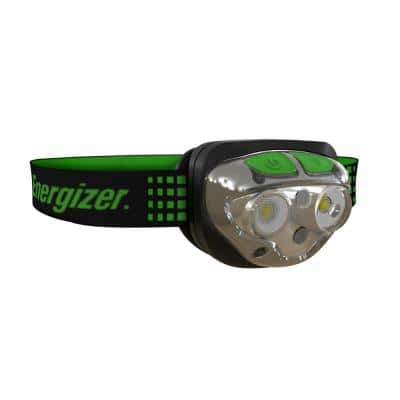 Vision Ultra HD Rechargeable Headlamp, 400 Lumens