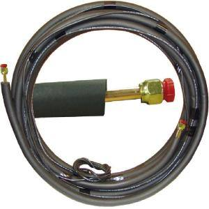 1/4 in. x 5/8 in. x 75 ft. Universal Piping Assembly for Black Insulation Ductless Mini Split