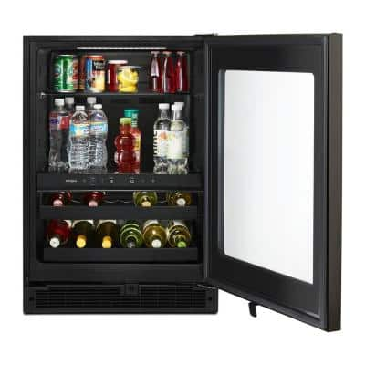 24 in. 5.2 cu. ft. Undercounter Beverage Cooler Center