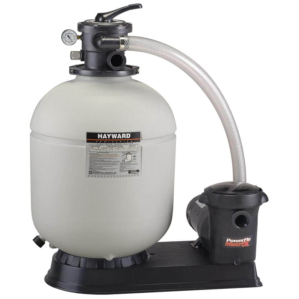 Hayward Hayward 18 Polymeric Sand Filter W3s180t93s The Home Depot