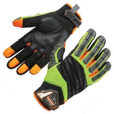 ProFlex 924 Medium Hybrid Dorsal Impact Reducing Gloves
