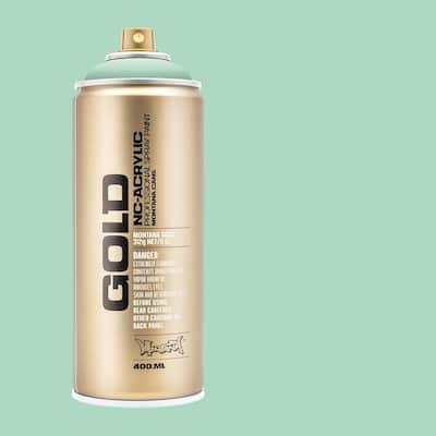 11 oz. GOLD Spray Paint, Malachite Light
