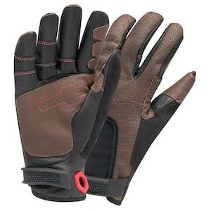 Large Operator Work Gloves