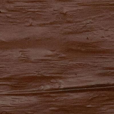 SAMPLE - 6 in. x 6 in. Riverwood Natural Pecan Endurathane Faux Wood Ceiling Beam Material