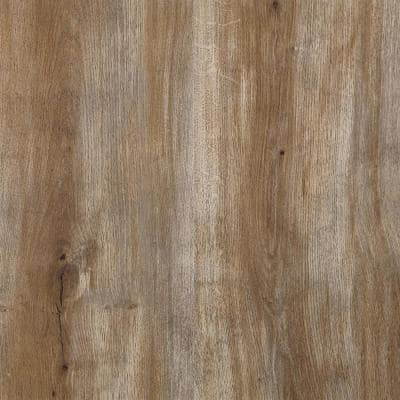 Creme Brule 9.13 in. Width x 60 in. Length Floating Vinyl Plank Flooring (19.02 sq. ft./case)