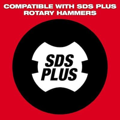 1-7/8 in. Steel SDS-Plus SLEDGE Steel Tile Chisel