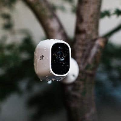 Pro 2 1080p Wire-Free Security 2 Camera System