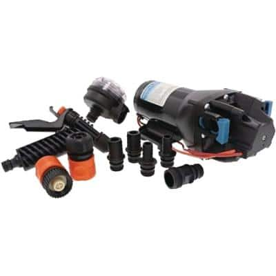 Hotshot Series Washdown Pump, 12V, 4GPM