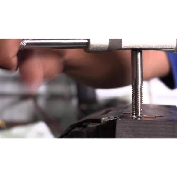 CON CONDUIT Tungsten steel Hand Tap M20 x 1.5 Intermediate RH