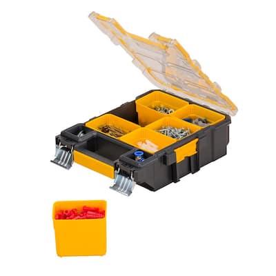 6-Compartments Small Parts Organizer