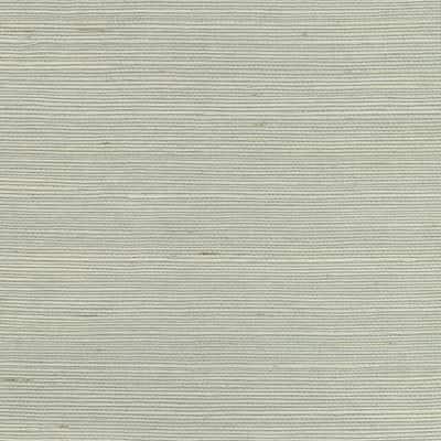 Nantong Light Blue Grasscloth Wallpaper Sample
