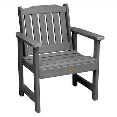 Lehigh Coastal Teak Recycled Plastic Outdoor Lounge Chair