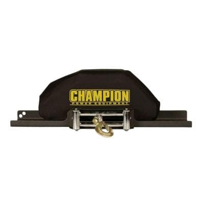 Large Neoprene Winch Cover for 8000 lbs. - 10,000 lbs. Champion Winches