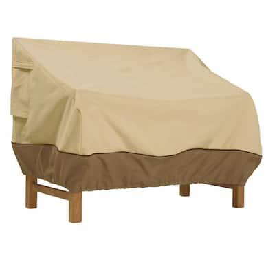 Veranda 75 in. Patio Bench Cover